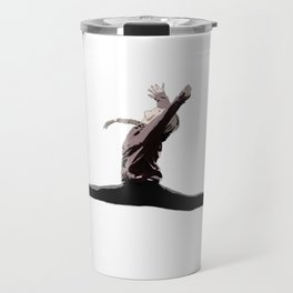 Split Jump  Grace Gallo Travel Mug