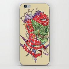 Zombie Sense iPhone & iPod Skin