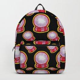 Random Art: Crystal Ball Backpack