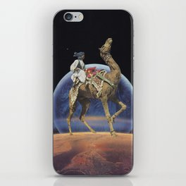 Dancing Camel iPhone Skin