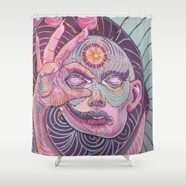 Eye See You Shower Curtain