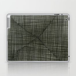 Ink Weaves: Charcoal Laptop & iPad Skin