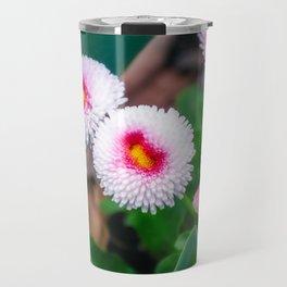 Bright Spring Flowers Travel Mug