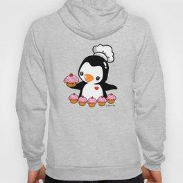 Cooking Penguin Hoody