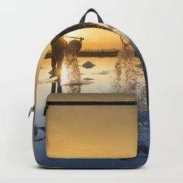 Vietnam Salt Backpack