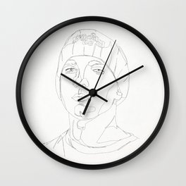 STAR COLLECTION |  SLIM SHADY - EMI NEM Wall Clock