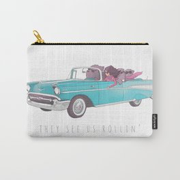 The See Us Rollin' Carry-All Pouch