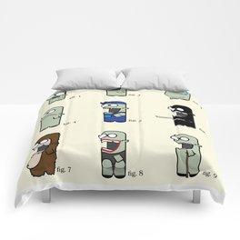 The majestic Tart Comforters