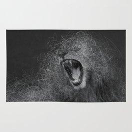 Sacred Lion Rug