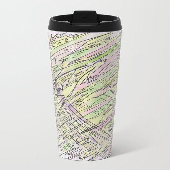 Brainstorm Metal Travel Mug