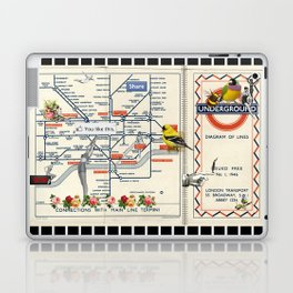 You Like This in London Laptop & iPad Skin