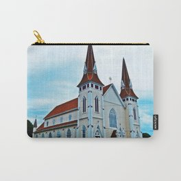 Big Old Wooden Church Carry-All Pouch
