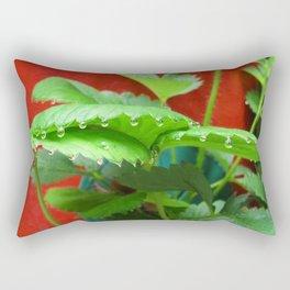 Strawberry Drops 0758 Rectangular Pillow