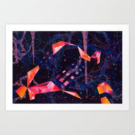 Transition Art Print