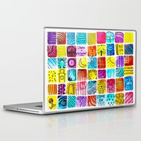 school Laptop & iPad Skins featuring School by Verismaya