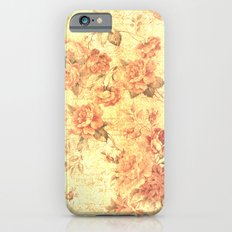 TEXTURE OF FLOWER V Slim Case iPhone 6s