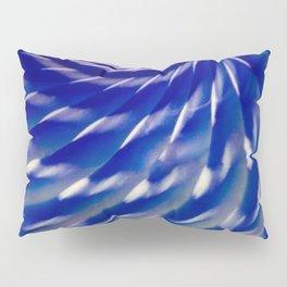 Shelled Blue Pillow Sham