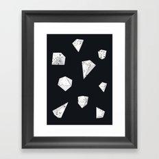 Origami 6 Framed Art Print