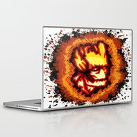 groot Laptop & iPad Skins featuring Groot  by grapeloverarts