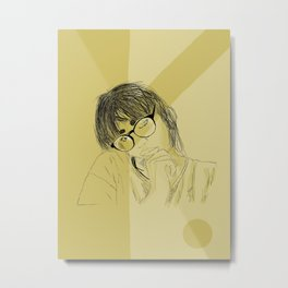 Orion Vanessa Metal Print