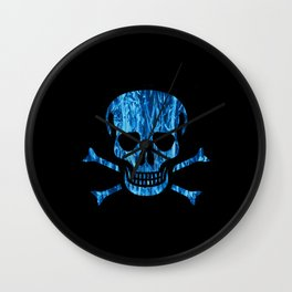 Poison Wall Clock