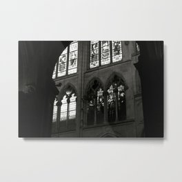Paris architecture photo Metal Print