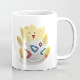 Watercolor Togepi Coffee Mug