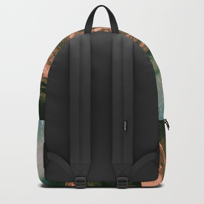 Desert Starry Night Backpack