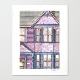 Home #6 Canvas Print