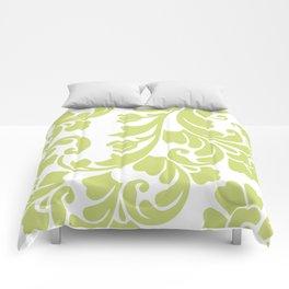 Calyx Damask Comforters