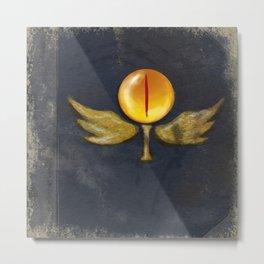 Bouquin Metal Print