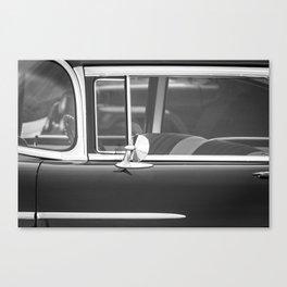 Chromed Canvas Print