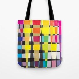 Little Boxes of Colour/Color Tote Bag