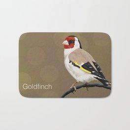 Goldfinch Bath Mat