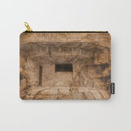 Ravaged War Bunker Carry-All Pouch