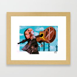Desperado Framed Art Print