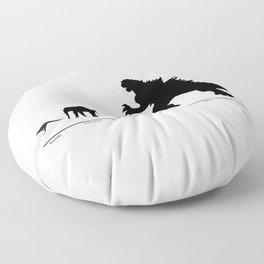 Animals of the World Floor Pillow