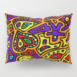 Abstract #416 Pillow Sham