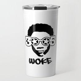 Stay Woke 3005 Travel Mug