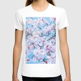 Vaporwave Magnolia T-shirt