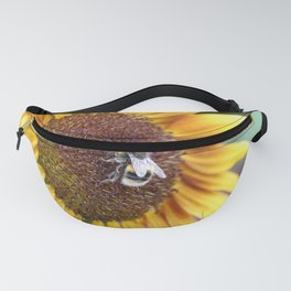 Bee_Flower_Nectar collecting Fanny Pack