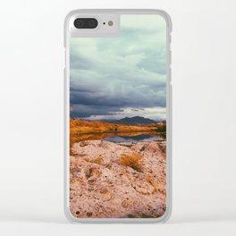Tonto National Park, Arizona Clear iPhone Case