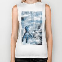frozen Biker Tanks featuring Frozen by Marven RELOADED