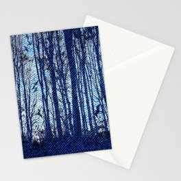 Denim Designs Winter Woods Stationery Cards