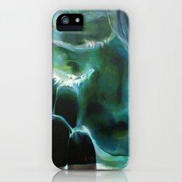 Certainly Uncertain iPhone Case