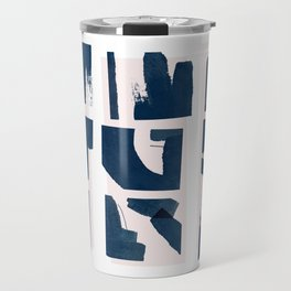 Fractured Travel Mug
