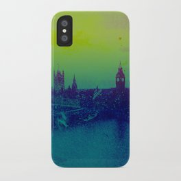 It's cold, but not gray iPhone Case