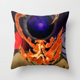 rasengan super Throw Pillow