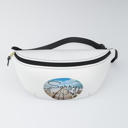 Its okay not to be sorry when your fresh and easy! Makes a cute and awesome gift for everyone!  Fanny Pack