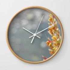 September Wall Clock